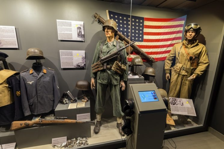 Un musée interactif
