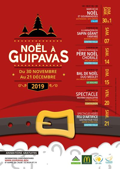 Noël à Guipavas