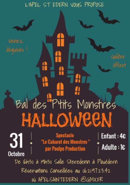 Halloween à Plouédern