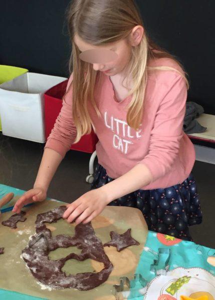 Des ateliers petits cuistots pour les enfants