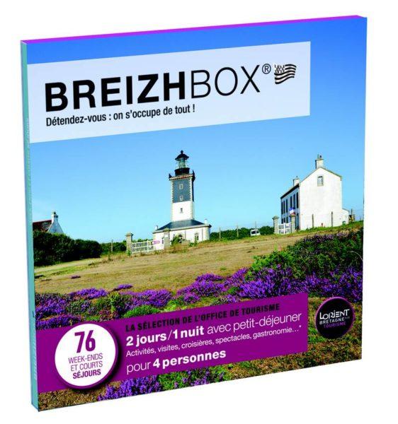 Une gestion complète assurée par l'équipe Breizhbox ®