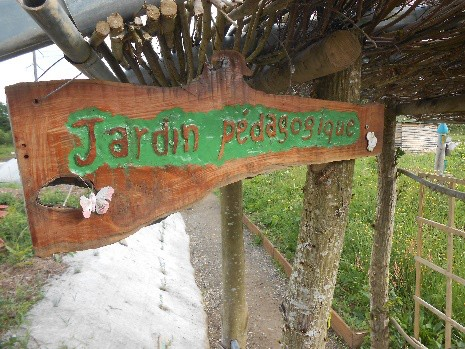 Le Jardin de Prélude à Brest-Guipavas