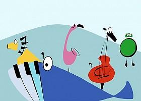 Musicanimals, Ciné frimousse dès 2 ans