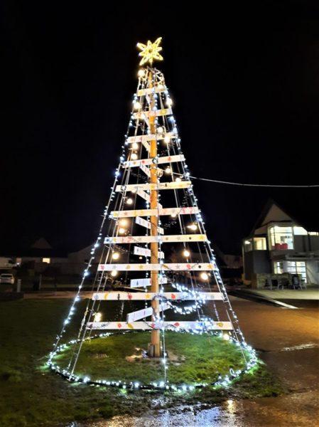 Noël 2020 à Bourg Blanc