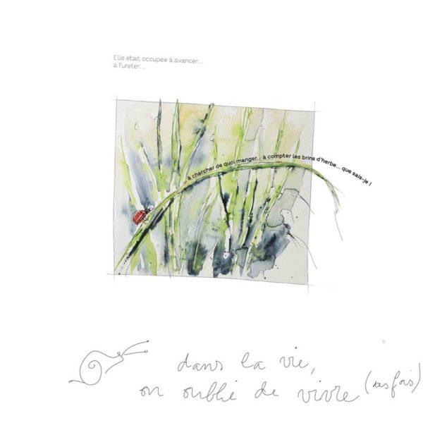 Dans la vie on oublie de vivre (des fois) - Johanne Gicquel - O PluriElle
