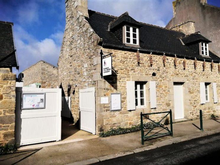 La Maison des Johnnies et de l'Oignon à Roscoff