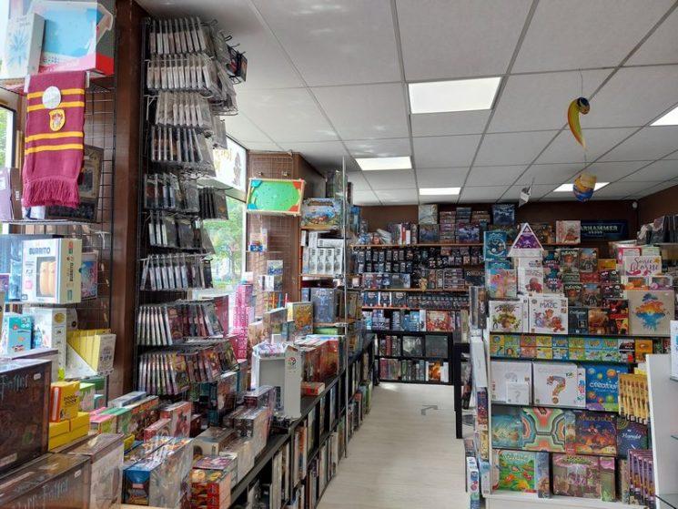La boutique où l'on peut tester gratuitement les jeux