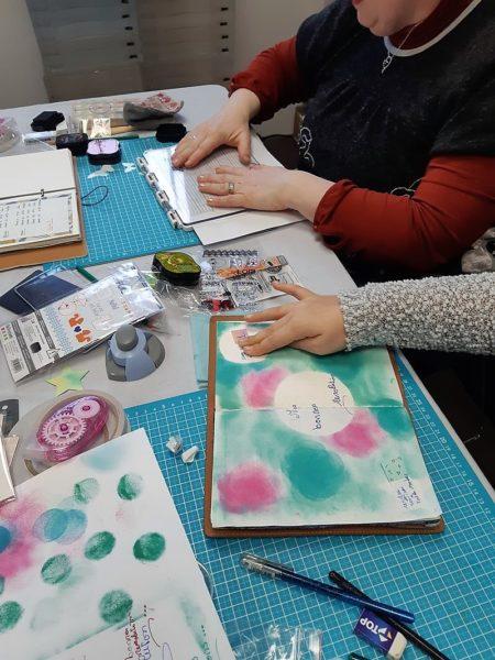 Ateliers de loisirs créatifs