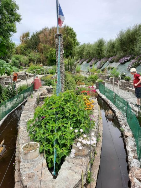 Jardin du Vaéré à Plougonvelin