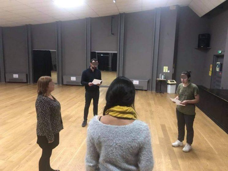 Cours de chant , Coaching vocal, corporel et scénique