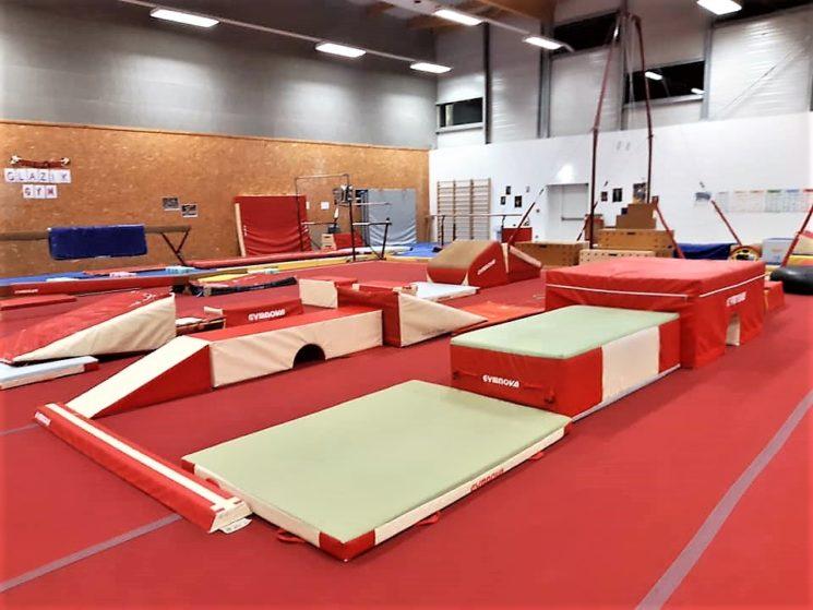 Glazik Gym, club de gym à Briec
