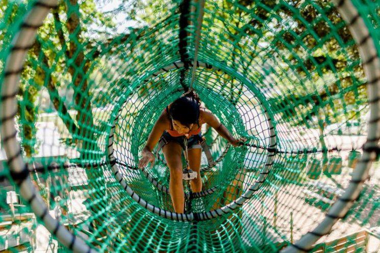 Parc de loisirs à Clohars-Fouesnant